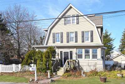 Malverne Single Family Home For Sale: 16 Park Ave
