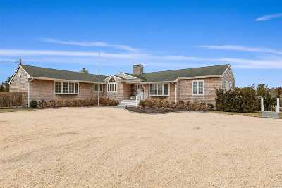 Suffolk County Single Family Home For Sale: 71 Bayfield Ln