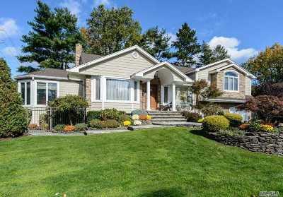 Jericho Single Family Home For Sale: 10 Saratoga Dr
