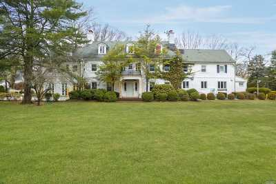 Hewlett Single Family Home For Sale: 213 Cedar Ave