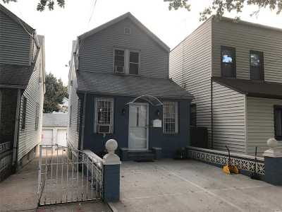 Single Family Home For Sale: 22-26 74 St