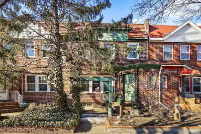 Ridgewood Multi Family Home For Sale: 18-83 Willoughby Ave
