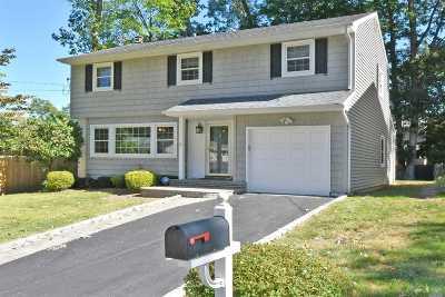 Huntington NY Single Family Home For Sale: $485,000