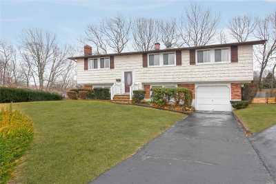 S. Setauket Single Family Home For Sale: 10 Arrowhead Ct