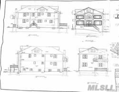 Queens County Residential Lots & Land For Sale: 18-23 124th St