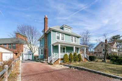 Port Washington Single Family Home For Sale: 7 Bogart Ave