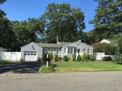 Lake Ronkonkoma Single Family Home For Sale: 15 Champlin St