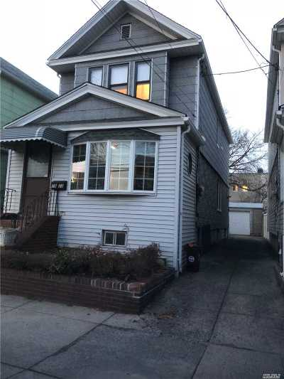 Woodhaven Single Family Home For Sale: 78-23 91st Ave