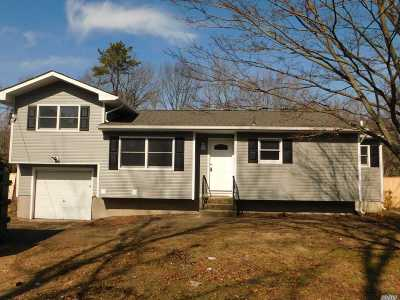Coram Single Family Home For Sale: 5 Grady Ln