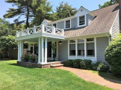 Suffolk County Single Family Home For Sale: 241 Durkee Ln