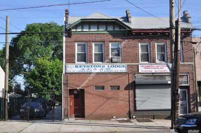 Queens County Residential Lots & Land For Sale: 193-14 Linden Blvd