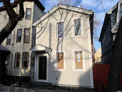 Multi Family Home For Sale: 87-41 110th St