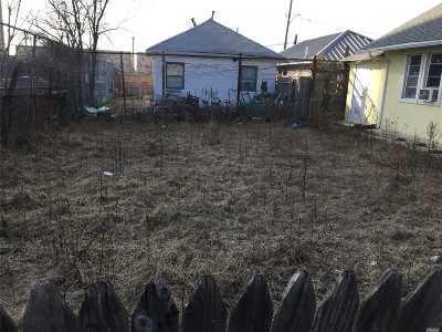 Far Rockaway NY Residential Lots & Land For Sale: $119,000