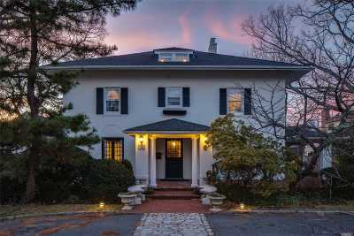 Woodmere Single Family Home For Sale: 790 Central Ave