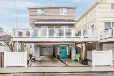Lido Beach, Long Beach Single Family Home For Sale: 76 Nebraska St