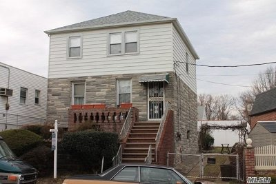 Middle Village Multi Family Home For Sale: 57-46 78th St