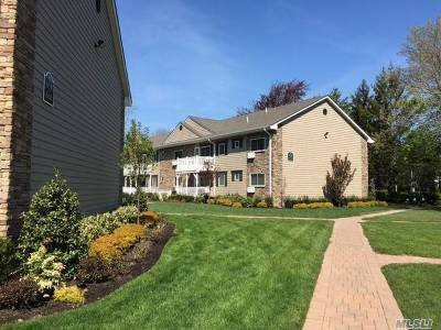 Hauppauge Rental For Rent: 433 Lincoln Blvd #1-2L