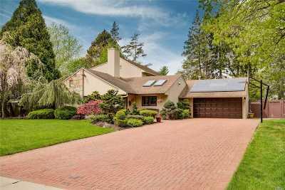 Roslyn Heights Single Family Home For Sale: 49 Barnyard Ln