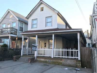 Rockaway Park Multi Family Home For Sale: 171 Beach 114th St