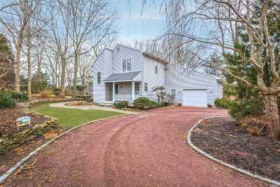 Hampton Bays Single Family Home For Sale: 22 W Tiana Rd