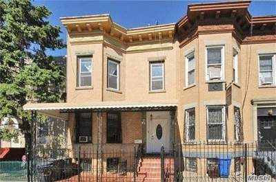 Brooklyn Multi Family Home For Sale: 1331 Decatur St