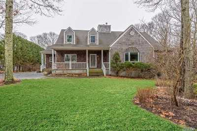Cutchogue Single Family Home For Sale: 1930 Haywaters Rd