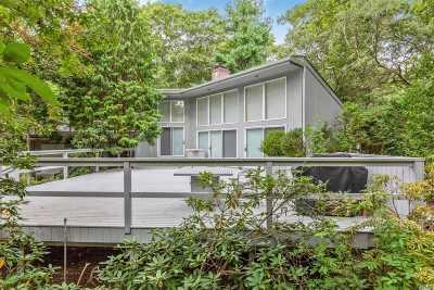 East Hampton Single Family Home For Sale: 8 Semaphore Rd