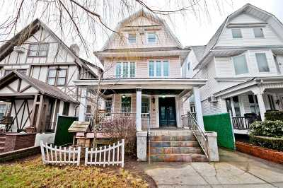 Brooklyn Single Family Home For Sale: 1318 E 22nd St
