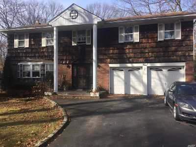 Hauppauge NY Single Family Home For Sale: $589,000