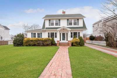 Patchogue Single Family Home For Sale: 170 Jayne Ave