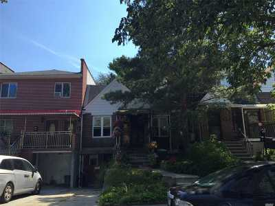 Flushing Single Family Home For Sale: 142-62 56th Rd