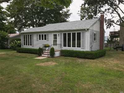 Southampton NY Single Family Home For Sale: $549,000