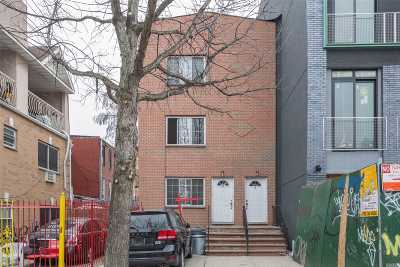 Brooklyn Multi Family Home For Sale: 24 Stanhope St