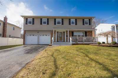 Smithtown Single Family Home For Sale: 8 Grassy Ln