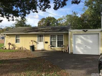 Bay Shore Single Family Home For Sale: 1 W Bay Shore Rd