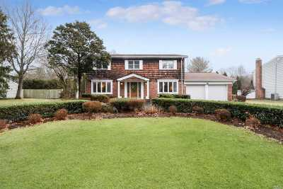 Greenlawn Single Family Home For Sale: 14 Savings Ct