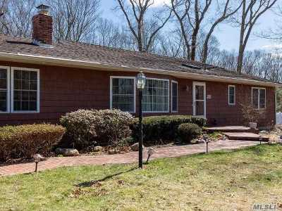 Setauket Single Family Home For Sale: 1 Hunters Ct