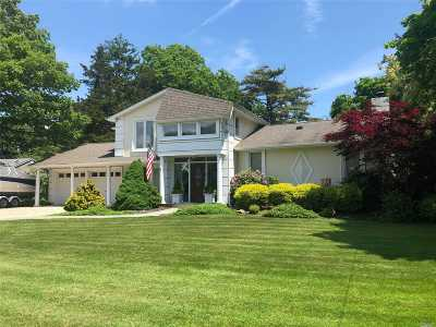 Patchogue Single Family Home For Sale: 339 Durkee Ln