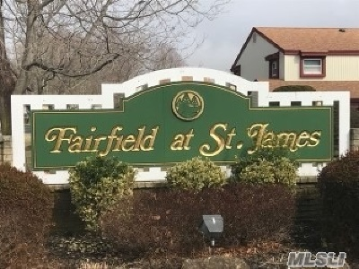 St. James Condo/Townhouse For Sale: 802 N Drew Dr