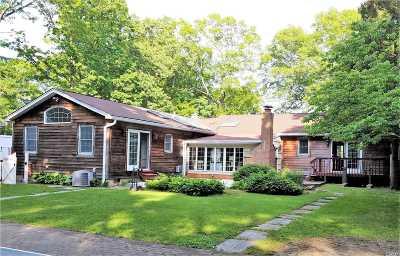 Oakdale Single Family Home For Sale: 266 Oakwood Rd