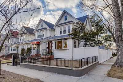 Forest Hills Single Family Home For Sale: 93-19 71st Ave
