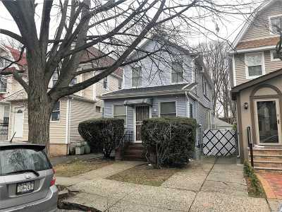 Woodhaven Single Family Home For Sale: 85-95 98th St
