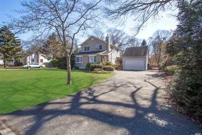 Smithtown Single Family Home For Sale: 317 Rose Ln