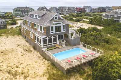 Westhampton Bch Single Family Home For Sale: 790 A Dune Rd