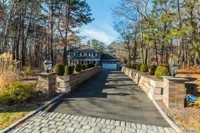 Hampton Bays Single Family Home For Sale: 12 Wooded Ln