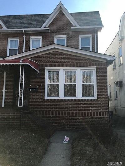 Rego Park Single Family Home For Sale: 85-40 67th Dr
