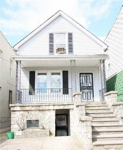 Corona Single Family Home For Sale: 103-31 51 Ave
