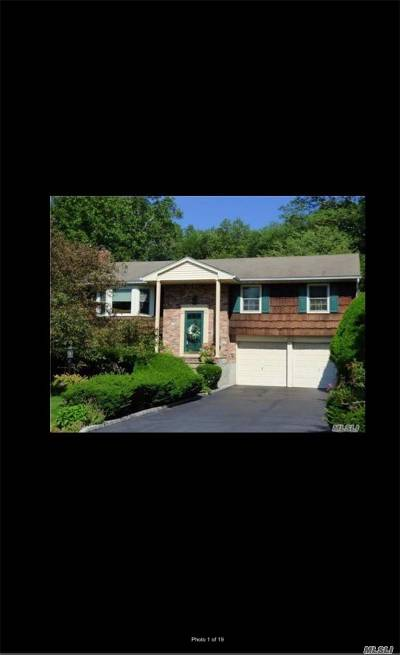 Hauppauge Rental For Rent: 261 Bow Dr