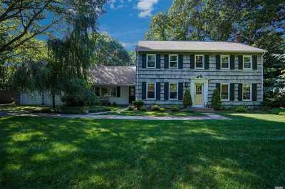 Setauket Single Family Home For Sale: 19 Old Field Rd