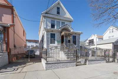 Multi Family Home For Sale: 132-12 88th St